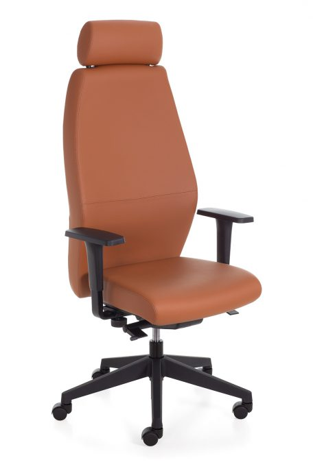 EQUINOX HIGH BACK WITH HEADREST